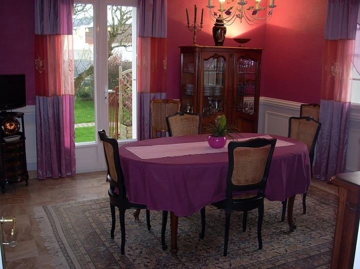Maison jardin chambre for Salle a manger bretonne